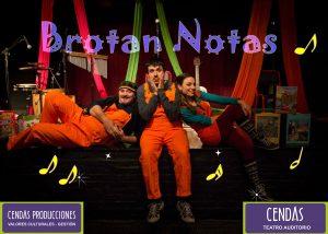 AUDITORIO Brotan Notas con logo