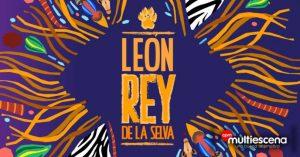 Leon Rey de la Selva